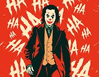 JOKER Poster (HA)rt