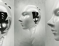Sonic Robot 3D Design