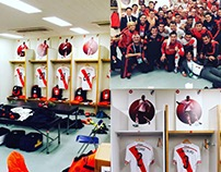River Plate Japan Fifa world cup of clubs Lockers