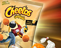 Cheetos - Cheese Balls