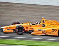 The 101st Running of the Indianapolis 500 Mile Race!