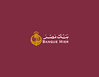 Banque Misr - New Advertising Layout