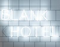 Blank Hotel - Evento Fuorisalone Milano