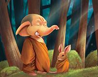 Ganesha and Mooshak