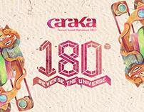 CARAKA 2013 - 180 : REVERSE THE UNIVERSE