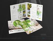 G'VINE • Floraison • Booklet Design