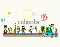 Cahoot Social Network