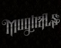 Mughals & Mughals Distresed Fonts