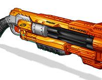 Nerf: Doomlands 2169 - Vagabond