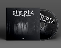 Logo and CD cover - Siberia