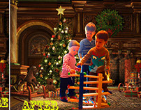 Christmas Image Retouch