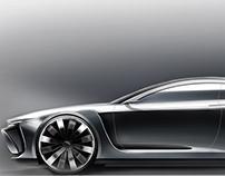 Tesla Alter-Ego   Gran Touring Electric