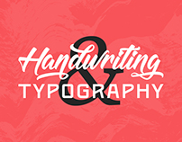 Handwriting & Typography