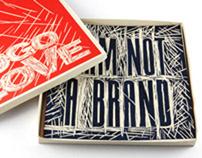 I Am Not A Brand Manifesto