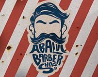 Abalvi Barber Shop / Logo