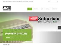 JMH Associates   Website & Logo Design
