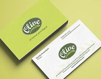 Stationery Design - Olive Toiletries