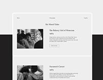 Éric Rohmer website