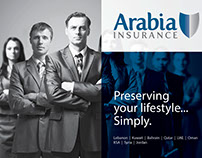 Arabia Insurance - Corporate Brochure