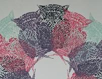 Origami Owls - Screen Print