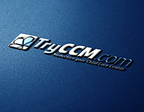 Logo for TryCCM