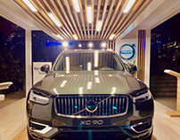 Volvo Booth - 2020