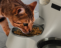 TROFI - Automatic cat feeder