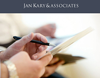 Jan Kary & Associates - Website Development