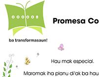 East Timor Cocoon School Pledge
