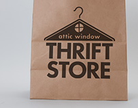 Attic Window Logo