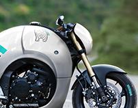 Misija inspired motorcycle