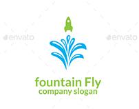 Fountain Fly Logo