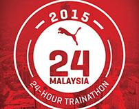 Puma 24-Hour Trainathon 2015