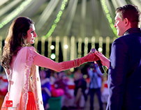Deepti + Anthony Sangeet