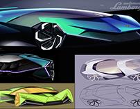 #Lambochallenge (Lamborghini Selcio)
