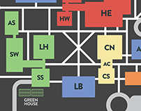 Stlcc Meramec Campus Map.Stlcc Meramec Campus Map Redesign On Behance