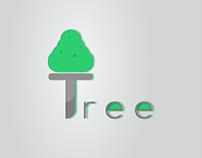 Tree Typography - Ashiouzzaman Real