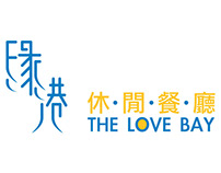The Love Bay restaurant VI and Logo design