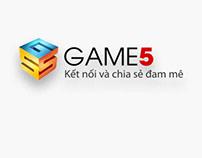 [Website Design] Game5 Portal
