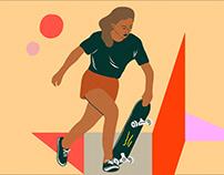 Vans & Huck Magazine: Skateboarding