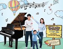 Yamaha Piano Fair 2018