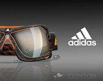 Adidas Eye-Wear design contest Semifinalist Enry