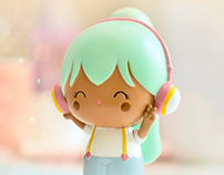 Momiji | Melody Doll