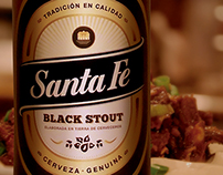 Cerveza Santa Fe- Premium Beer Packaging