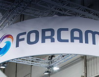 FORCAM Booth Design