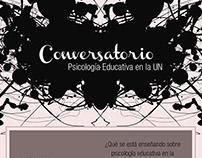 Afiche Psicología Educativa