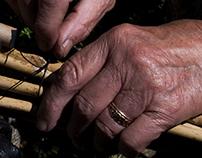Exposição - Memórias das Mãos