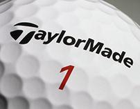 TaylorMade ball