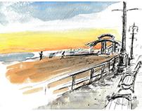 Coney Island Sketches