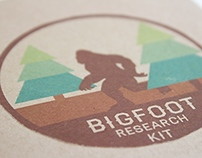Bigfoot Research Kit